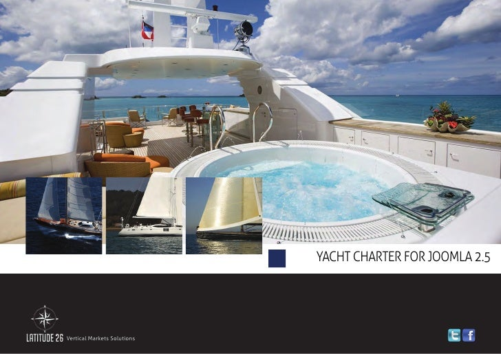 yacht charter for joomla 2.5Vertical Markets Solutions