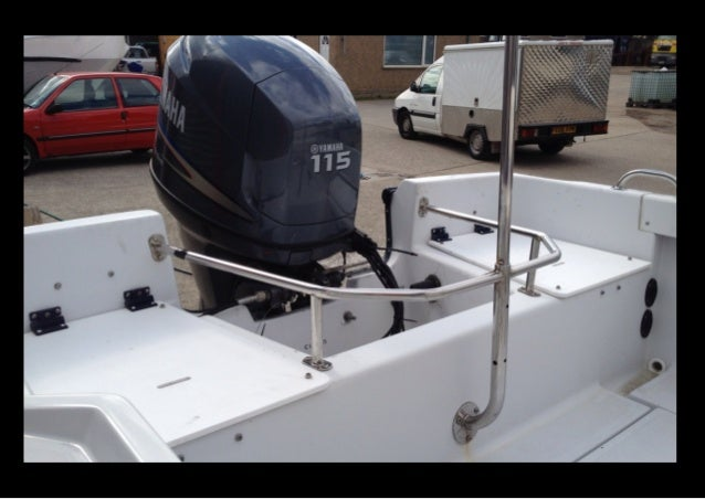BOSTON WHALER 170 Outrage, 1996, £12,950 For Sale Brochure  Presented…