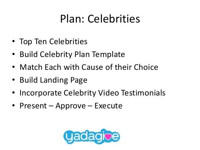 Yadagive Q3 2014 Marketing Campaign Slide 3