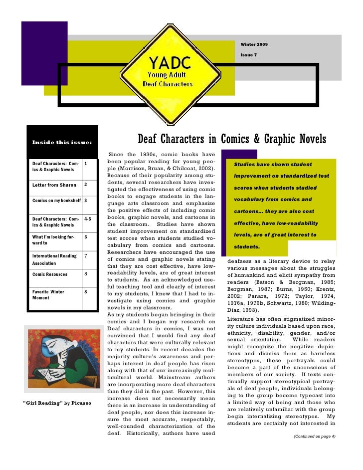 Winter 2009                                                                                 Issue 7                       ...