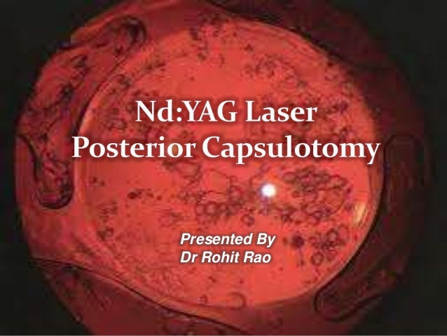 Presented By Dr Rohit Rao
