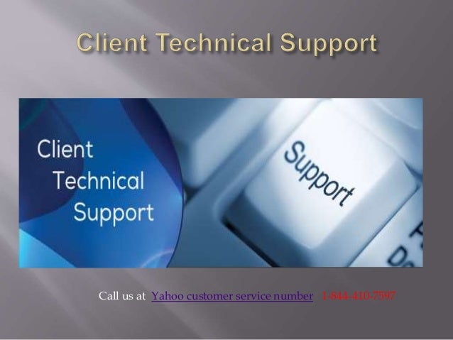 Yahoo Help Number USA & Canada Contact at 1 844 410 7597 Slide 3
