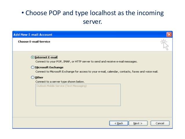 Create a Backup Yahoo mail using Thunderbird