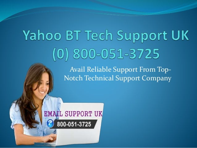 Avail Reliable Support From Top- Notch Technical Support Company