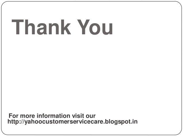 Yahoo Help Number USA & Canada 1 844 410 7597