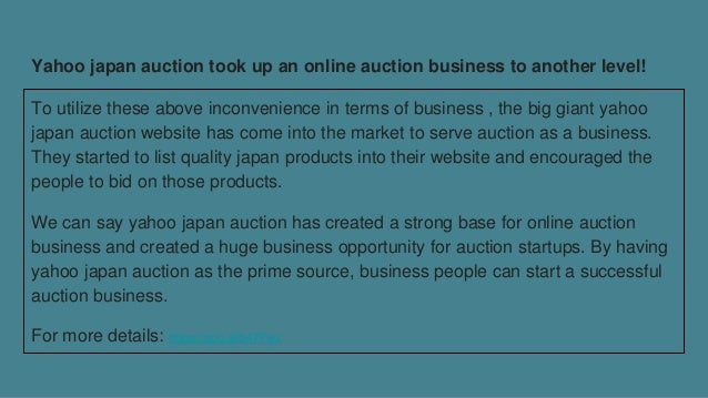 A Brilliant Idea To Boost Your Online Auction Business