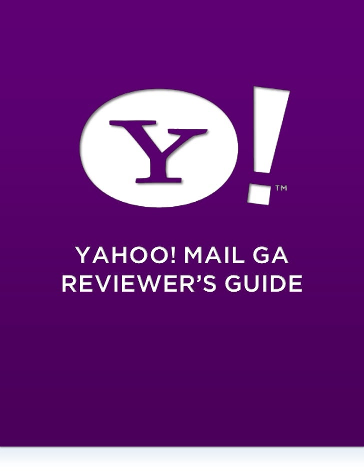 OVERVIEWThe newest version of Yahoo! Mail brings conversations to life with a communications experience that is faster,eas...