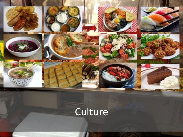 Food and culture for Anthropology of food and cuisine