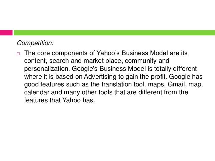 Yahoo presentation~