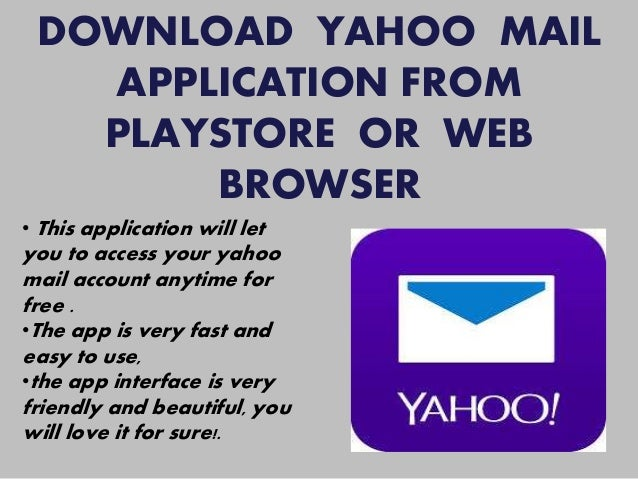Resolve Yahoo Problems In Android Device @+1-855-777-5686(USA/CANADA) Slide 2