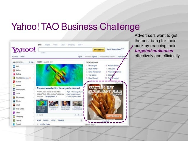 yahoo inc case study Yahoo inc case study essay sample yahoo inc is a global us internet corporation, founded in california in 1994, which provides a range of products and content, including email, media and downloads.