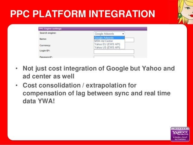 Why choose Yahoo Web Analytics over Google Analytics?