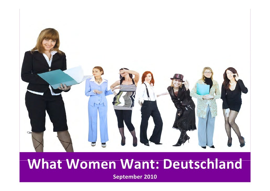 Yahoo! What Women Want