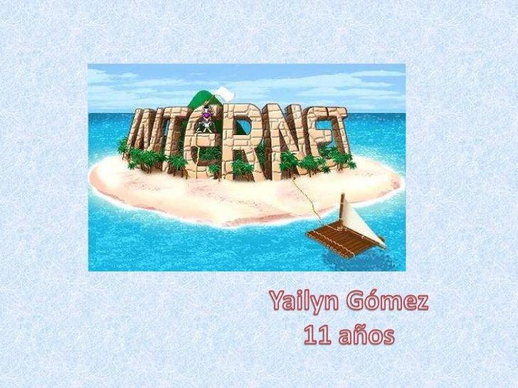 """Podemos definir a Internet como una """"red de redes"""", es decir, una red que no sólointerconecta computadoras, sino que inter..."""