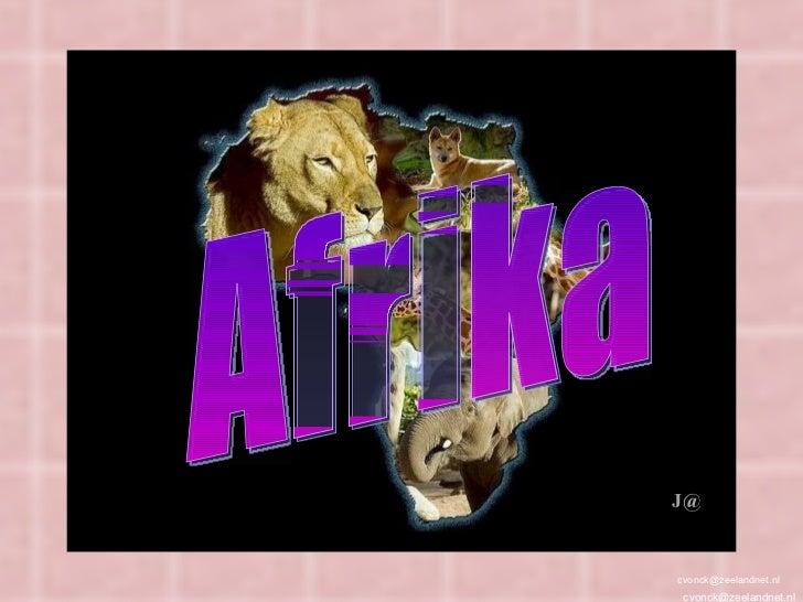 [email_address] [email_address] J@ Afrika