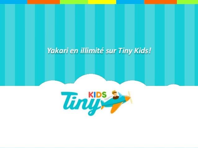Yakari en illimité sur Tiny Kids!