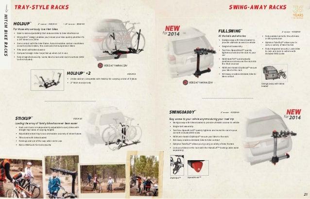 Yakima 2014 Catalog Full Product Range