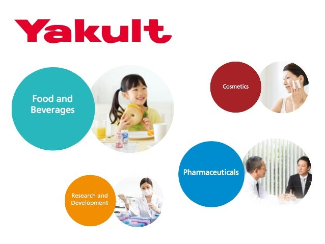 yakult strategy Mobilizing for action in consumer healthcare which clearly demonstrates how a  large global company with a brand-led marketing strategy can yakult's president.