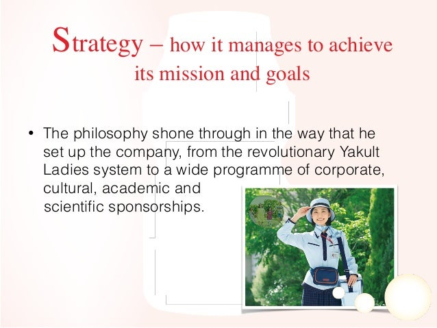yakult strategy Yakult uses data analytics to boost growth in the netherlands by 20% yakult, the probiotic drink manufacturer, has boosted its sales by upto 20 % by using sophisticated analytics and data visualisation tools to understand its customers buying habits the company has seen its sales grow by 15% to 20% in the netherlands, after.