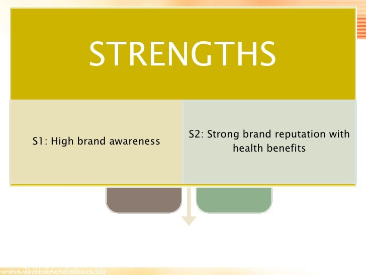 swot analysis of herbal drink Wherein its discusses the swot analysis,stp process, and 4ps also  will be a  high quality product offered as specially blended herbs tea.
