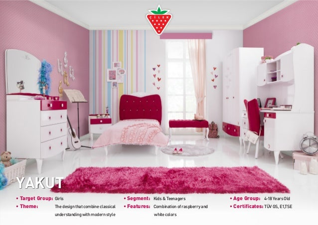 YAKUT  • Target Group: Girls  • Theme: The design that combine classical  understanding with modern style  • Segment: Kids...