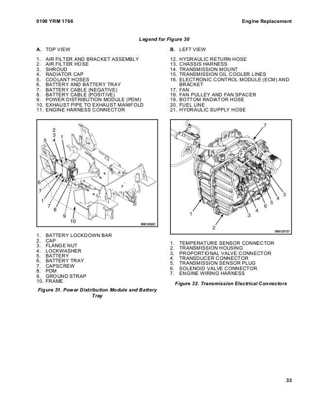 Yale b974 gdp20 lx lift truck service repair manual