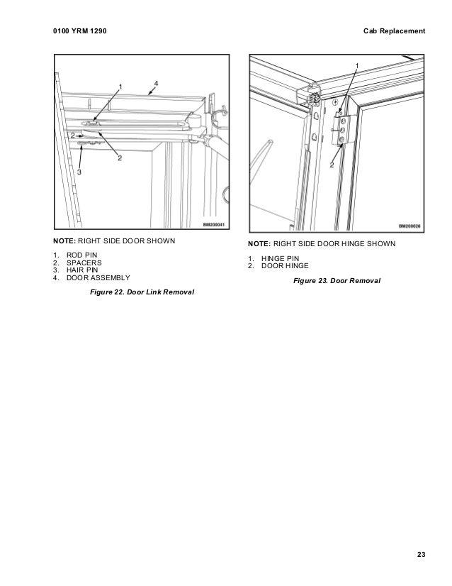 Yale c875 gdp30 vx lift truck service repair manual