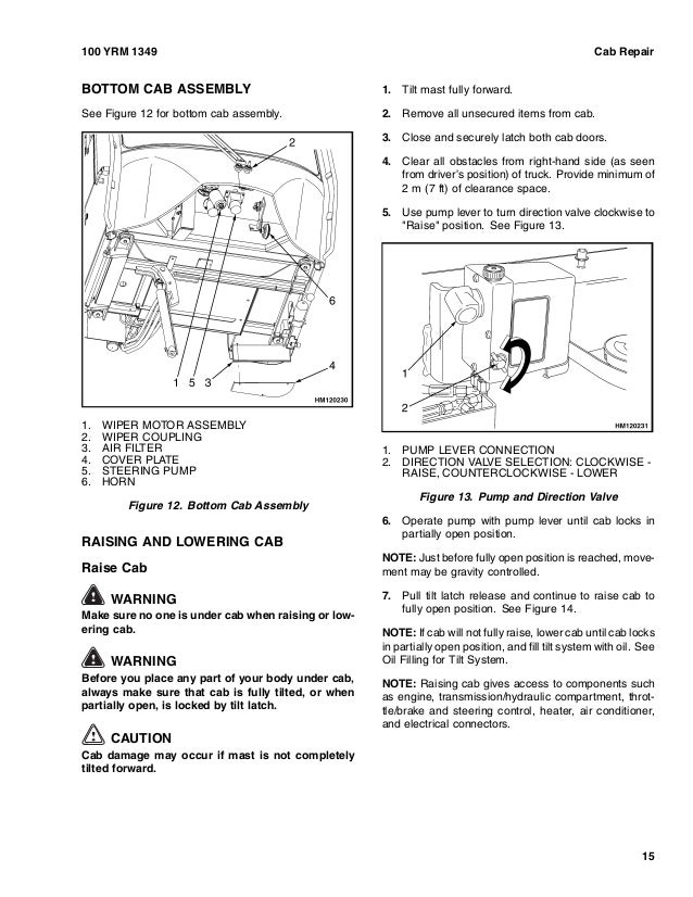 Yale d876 glp90 db lift truck europeservice repair manual asfbconference2016 Choice Image