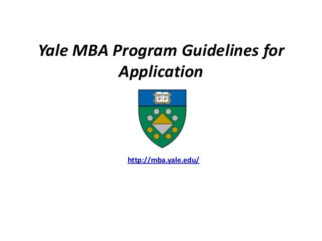 Mba admission essay services yale