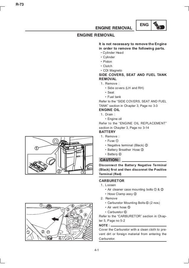 yamaha libero wiring diagram manual de taller    yamaha       libero    110cc  manual de taller    yamaha       libero    110cc