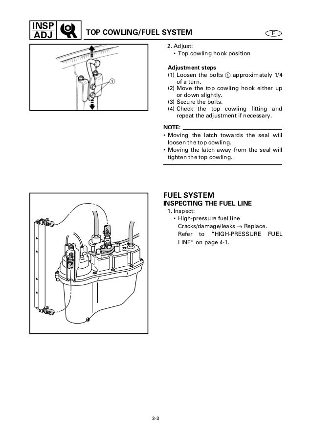 Yamaha 225 4 Stroke Wiring Diagram   Wiring Diagram