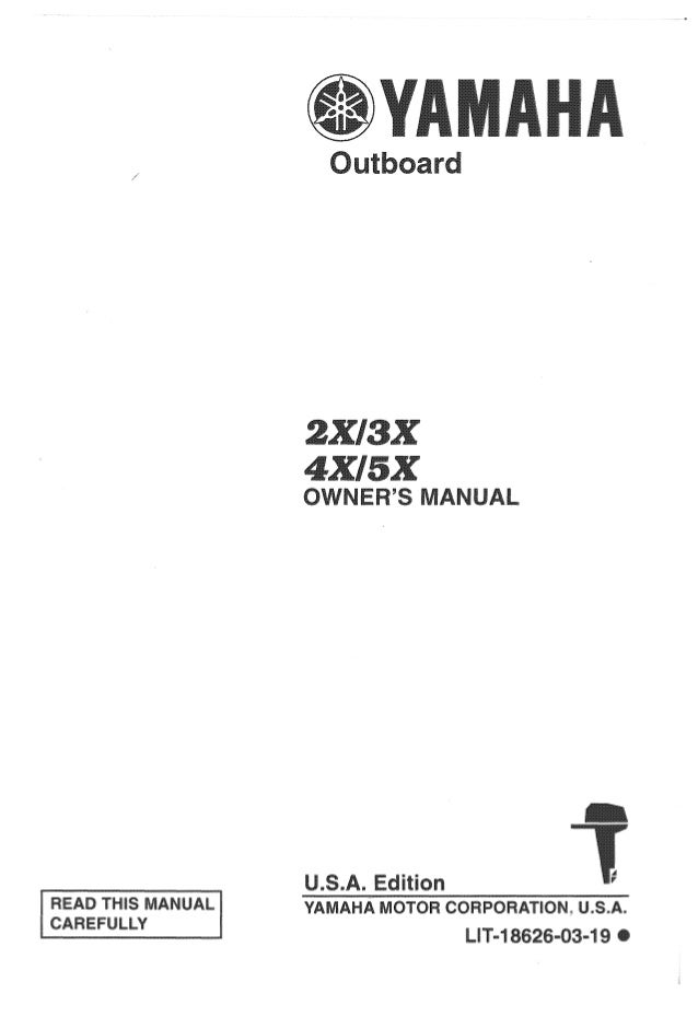 yamaha outboards manual rh slideshare net yamaha outboard owners manual free yamaha outboard owners manual pdf