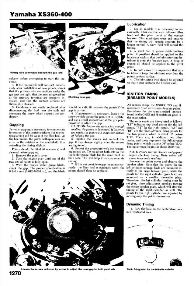 1977 yamaha 400 xs wiring diagram 1981 yamaha xs 400