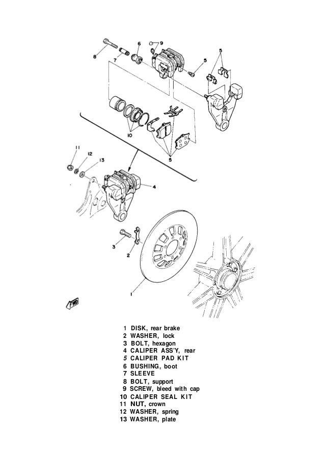 Yamaha xs750 2-d