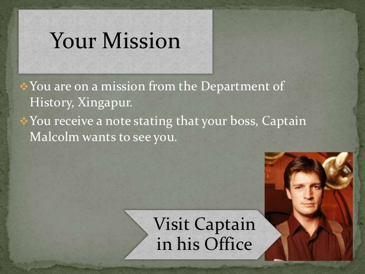 Your Mission You are on a mission from the Department of  History, Xingapur. You receive a note stating that your boss, ...