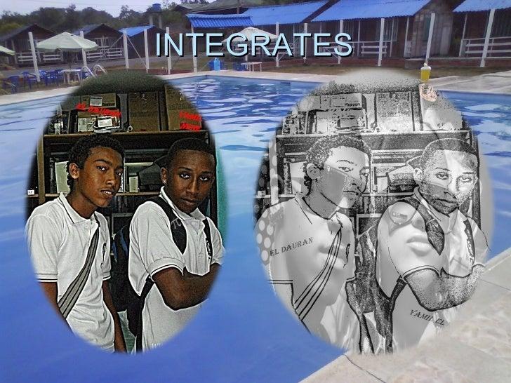 INTEGRATES