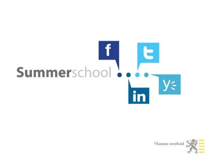"""Wat is het?•   """"Facebook voor organisaties""""•   Sociaal netwerk voor interne communicatie•   Opgericht 2008•   200.000 bedr..."""