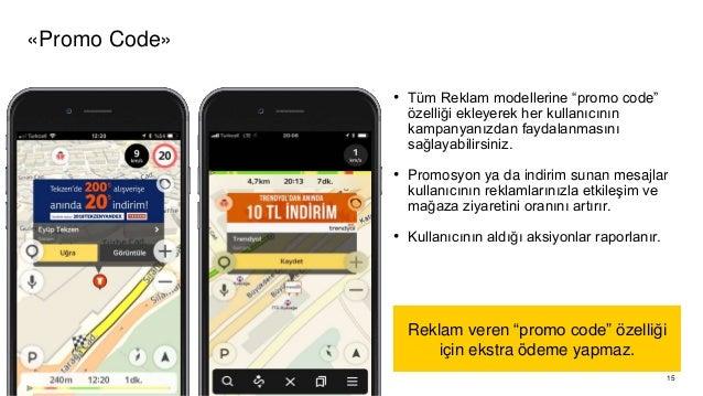 Hyperlocal Reklamlar Yandex Navigasyon'da!