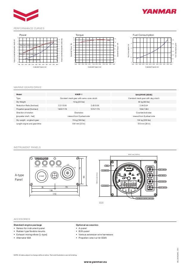 Yanmar Marine Alternator Wiring Diagram Yanmar Hitachi ... on