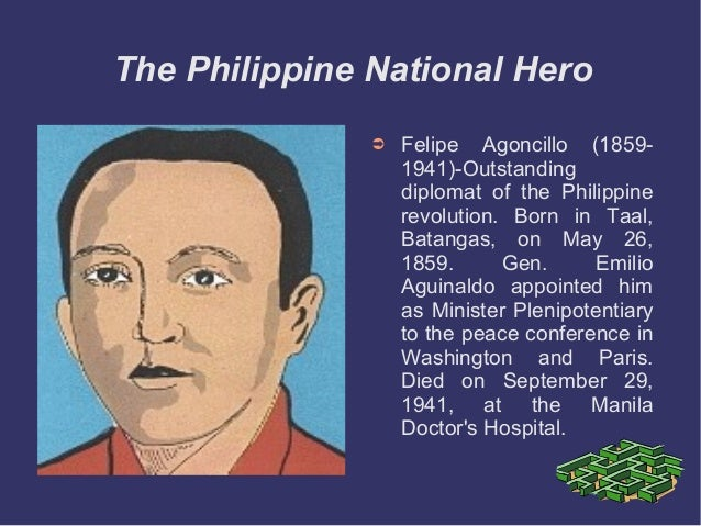 philippine heroes The philippines' national hero born in calamba, laguna, on june 19, 1861 born in calamba, laguna, on june 19, 1861 published his masterpiece noli me tangere in berlin(germany) in 1887 and his second novel el filibusterismo in ghent(belgium) in 1891.