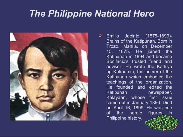 emilio jacinto poems