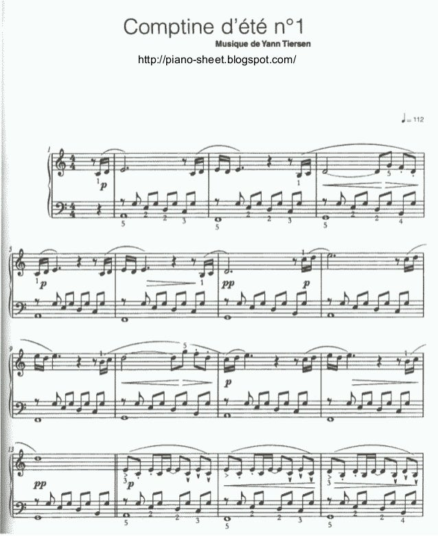 http://piano-sheet.blogspot.com/