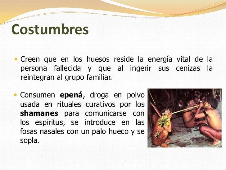 Yanomami Pueblo indigena de Venezuela