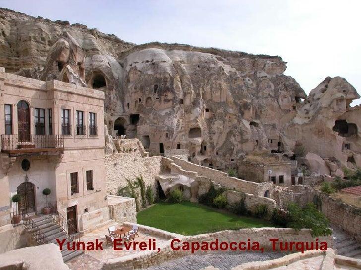 Yunak  Evreli,  Capadoccia, Turquía