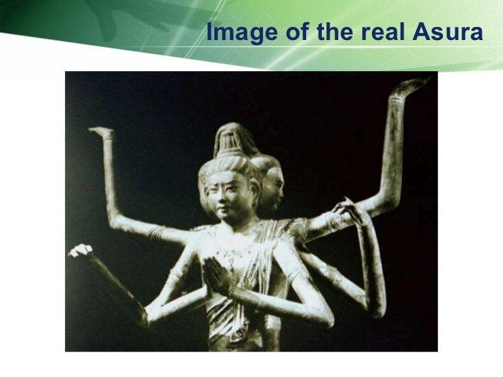 Image of the real Asura