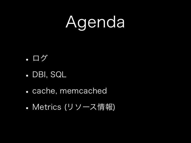 my $dbh = DBIx::Sunny->connect( 'dsn','user','passwd',);✓   RaiseError => 1✓   PrintError= > 0✓   ShowErrorStatement => 1✓...