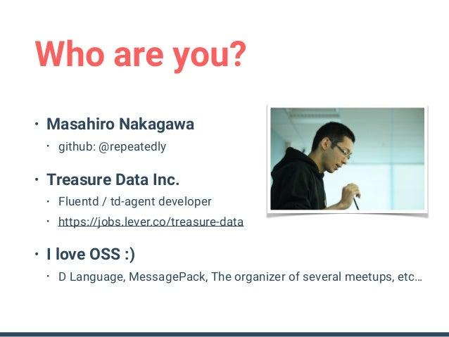 Technologies for Data Analytics Platform Slide 2