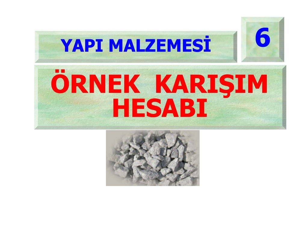 Yapi malzemesi ii-6-2-karisim_hesabi - kopya page 35