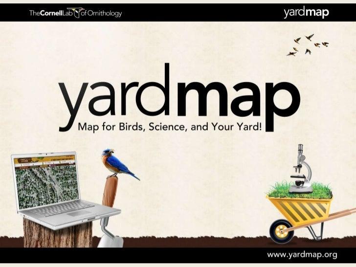 Yard map case study Yard Map on