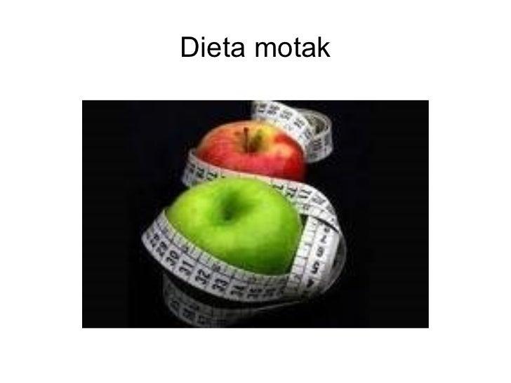 Dieta motak